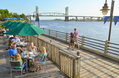 Downtown Wilmington Riverwalk