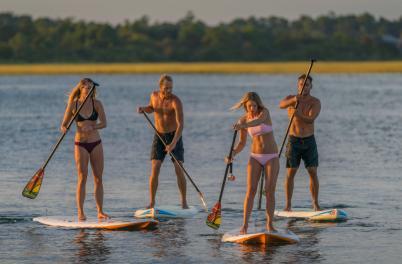 Standup Paddleboard Wrightsville Beach