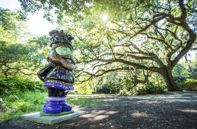 Airlie Gardens Gnome