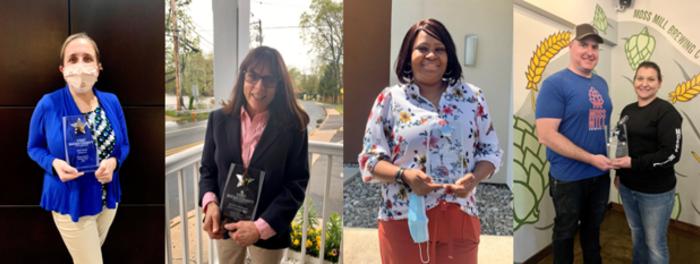 NTTW 2021 Award Winners