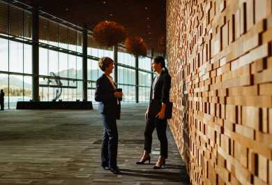 Vancouver Convention Centre - West Building