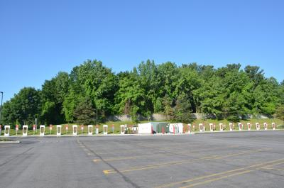 Crossgates Electric Vehicle Charging Stations