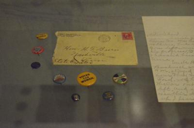 Harry T. Burn Letter