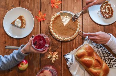 thanksgiving stock