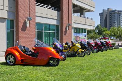 Gold Wing Motorcycles
