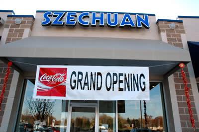 The Szechuan Cafe