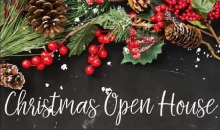 Baxter's Christmas Open House