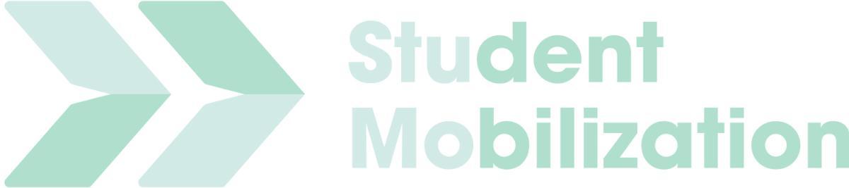 Student Mobilization logo