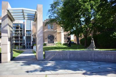 Albany Institute of History & Art Sculpture Garden