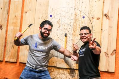 Lone Star Axe Throwing