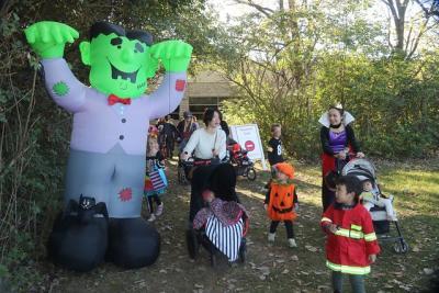 Halloween Spooktacular Corn Maze