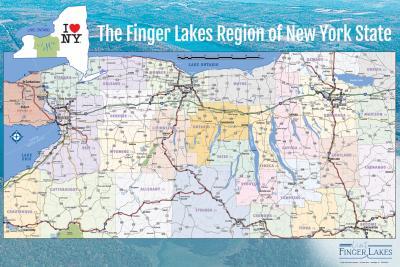Finger Lakes Regional Map