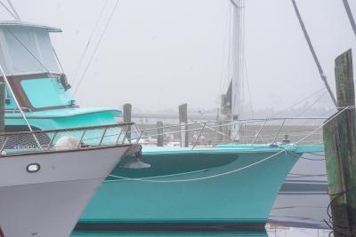 Biloxi Small Craft Harbor - Karen Gilder