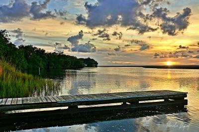 Sunset Landing Pass Christian - Pamela Rupert