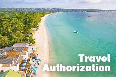 Jamaica Winter 2020 Travel Authorization
