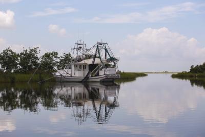 Total Cajun Experience - Shrimp Boat