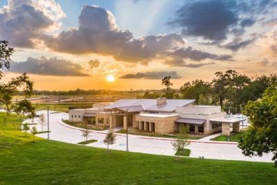 Del Webb Amenity Center at Trinity Falls