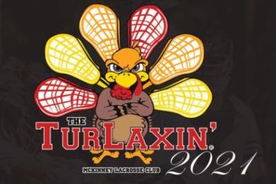 Logo for McKinney Lacrosse Club Turlaxin 2021