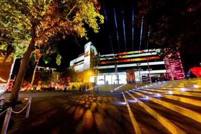 City of Lights by PAV for Perth Festival