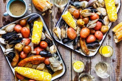 Forno Father's Day Clam Bake
