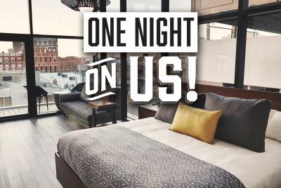 One Night On Us