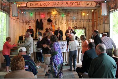 Dancing at the Dew Drop