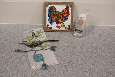 Gifts for Her at Yuma's Visitor Information Center