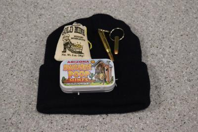 Stocking Stuffers at Yuma's Visitor Information Center