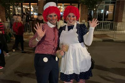 Raggedy Anne and Andy Costumes