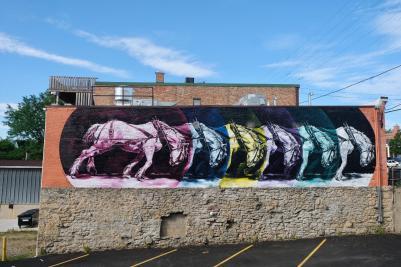 Thomas Agran mural