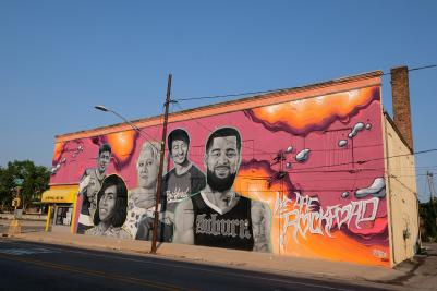 Stuk One mural