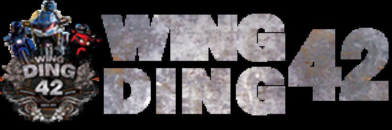 Wing Ding 42 Logo
