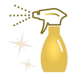 Sanitize Gold
