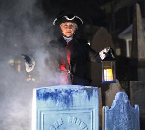 Schnectady County Historical Society Candleight Tours