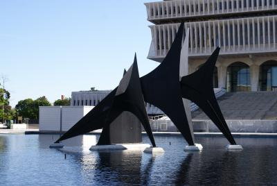 Empire State Plaza Modern Art Collection