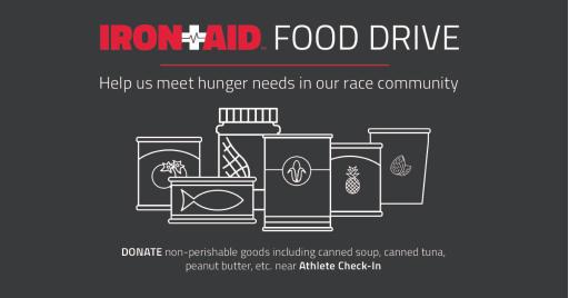 ironaid food drive