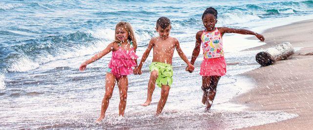 Plan a Summer Vacation on Lake Michigan