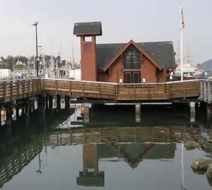 The Fishermen's and Seamen's Memorial Chapel