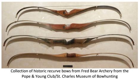 Fred Bear Bows
