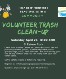 Sustainable Monterey Clean Up