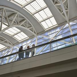 Salt Palace Convention Center Main Concourse