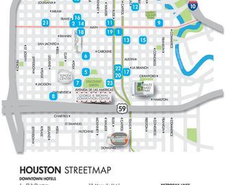 Houston Maps Downloadable Printable Maps