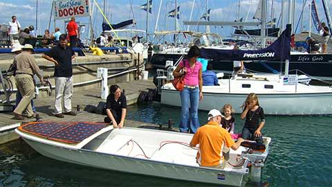 port-credit-in-water-boat-show