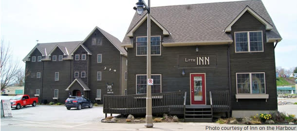 Inn on the Harbour 610 by 270