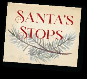 Santa's Stops