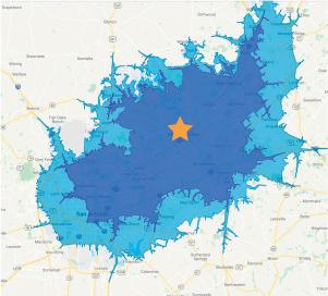 Commuter Map