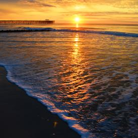 Pawleys Island sunrise