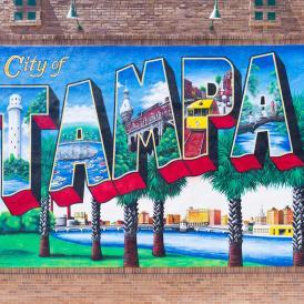 Tampa Postcard