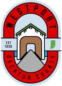 Westport city logo