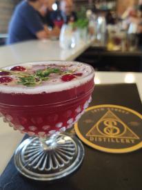 18th St. Distillery cocktail- Christine Olson